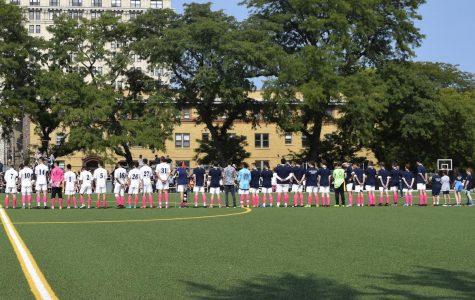 Boys' Varsity Soccer Defeated 2-0