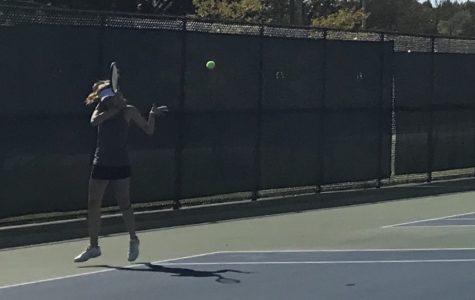 Varsity Girls' Tennis Takes On ISL Championships