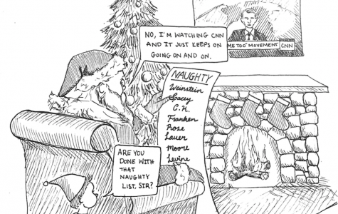 Political Cartoon, Issue 5 - Volume CVII