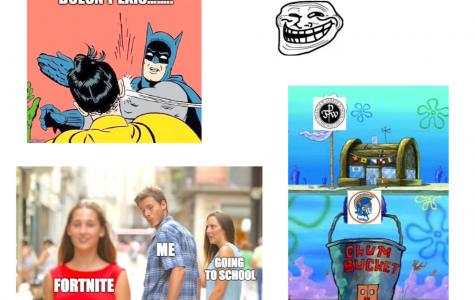 Parker Memes, Issue 8 - Volumne CVII