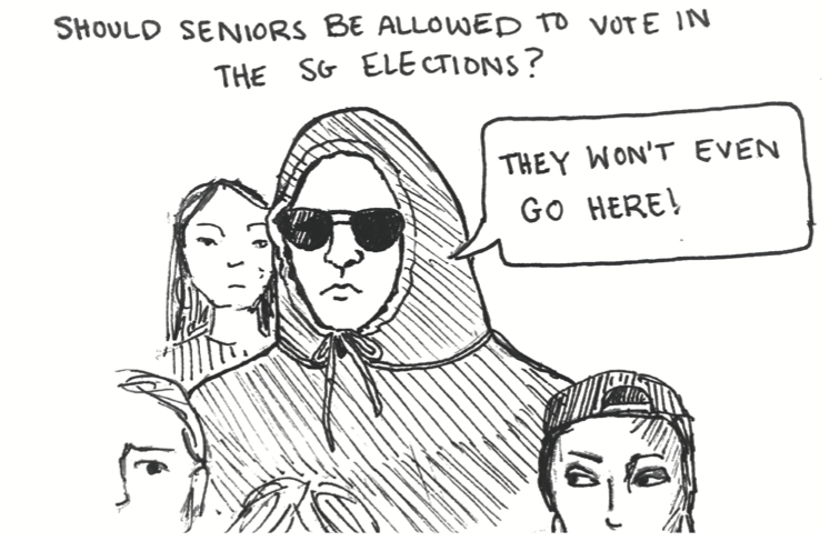 Head to Head: Seniors Should Be Allowed to Vote