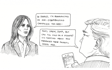 Political Cartoon, Issue 10 - Volume CVII
