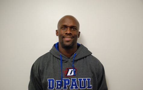 One of the DEI faculty leaders, Mr. Davis.