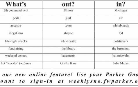 Ins and Outs, Issue 4 — Volume CVIII