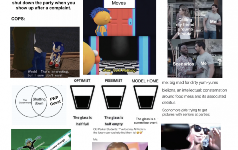 Parker Memes, Issue 6 – Volume CVIII