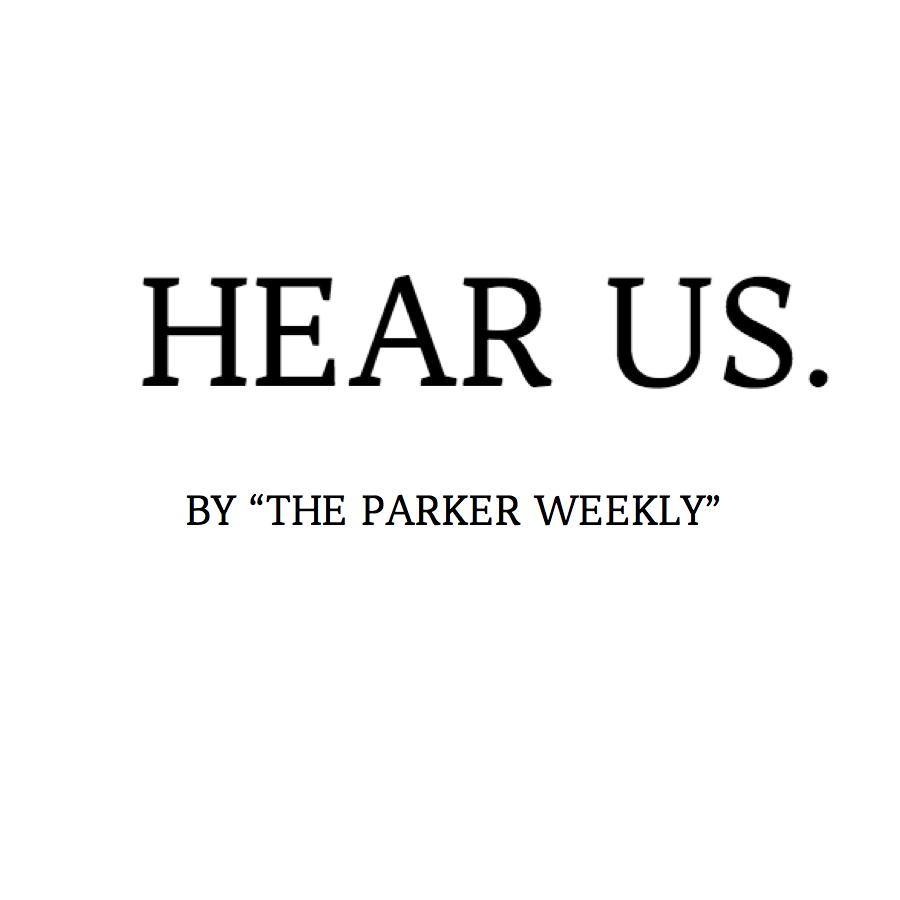 HEAR US.