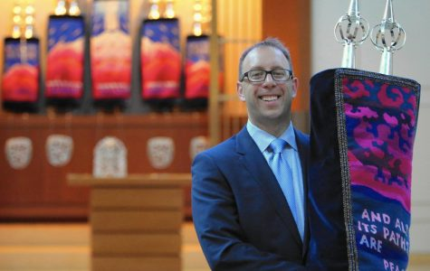 Limmer has occupied his post at Chicago Sinai Congregation for nearly five years.