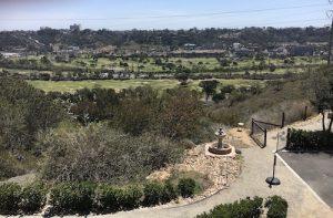 The Francis Parker School in San Diego overlooks vast greenery.