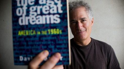 Farber promotes his history book The Age Of Great Dreams