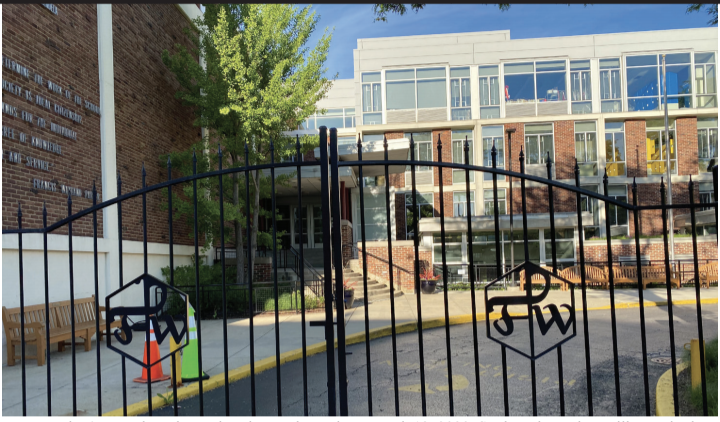Parker%E2%80%99s+gates+have+been+closed+to+students+since+March+13%2C+2020.+Students+hope+they+will+open+in+the+fall.