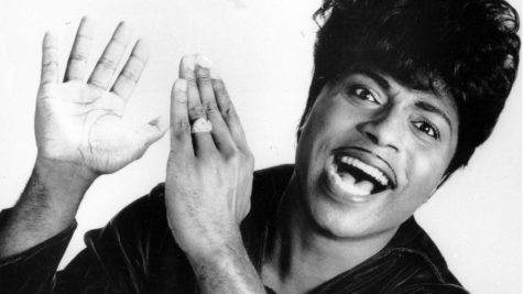 "Little Richard, also known as ""The Architect of Rock and Roll"" passed May 9th."