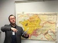 The new Latin teacher, Sean Miranda. Photo from LinkedIn.