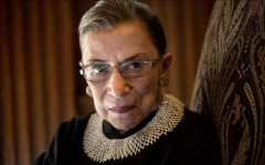 Justice Ginsburg. Photo courtesy of the New York Times.