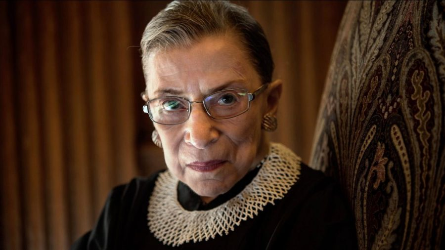 Justice+Ginsburg.+Photo+courtesy+of+the+New+York+Times.