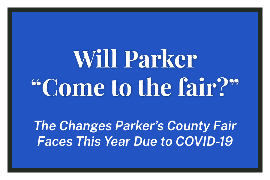 """Will Parker """"Come to the fair?"""""""
