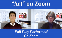 """Navigation to Story: """"Art"""" on Zoom"""