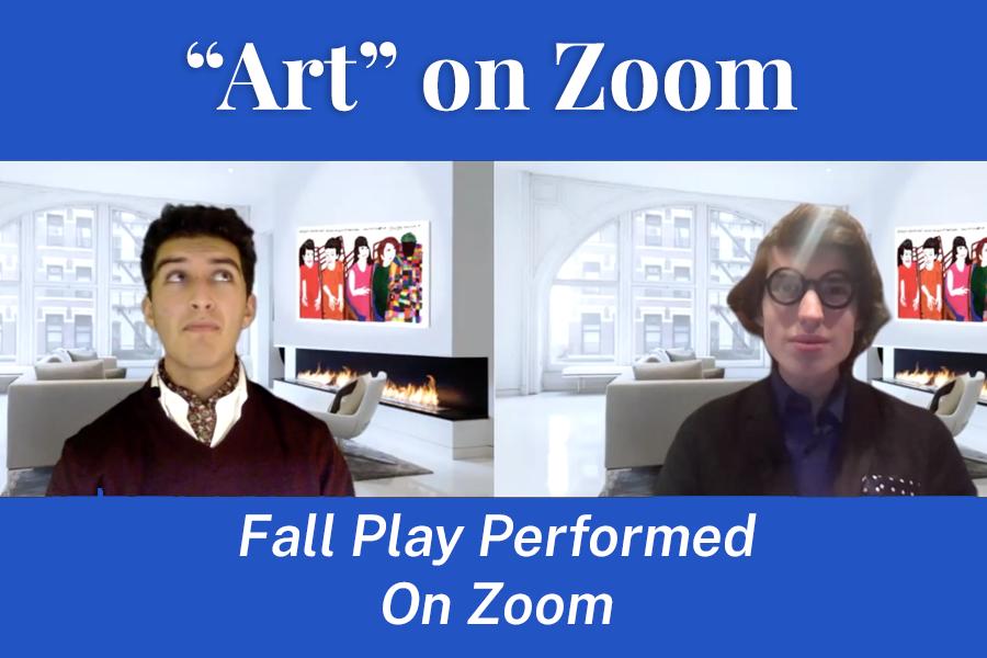 """""""Art"""" on Zoom"""
