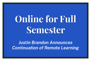 Online for Full Semester
