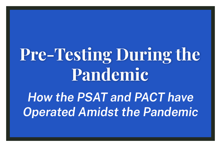 Pre-Testing During the Pandemic