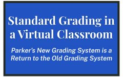 Standard Grading in a Virtual Classroom