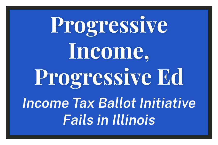 Progressive Income, Progressive Ed