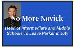 Photograph of John Novick courtesy of Francis W Parker School.