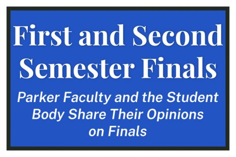 First and Second Semester Finals