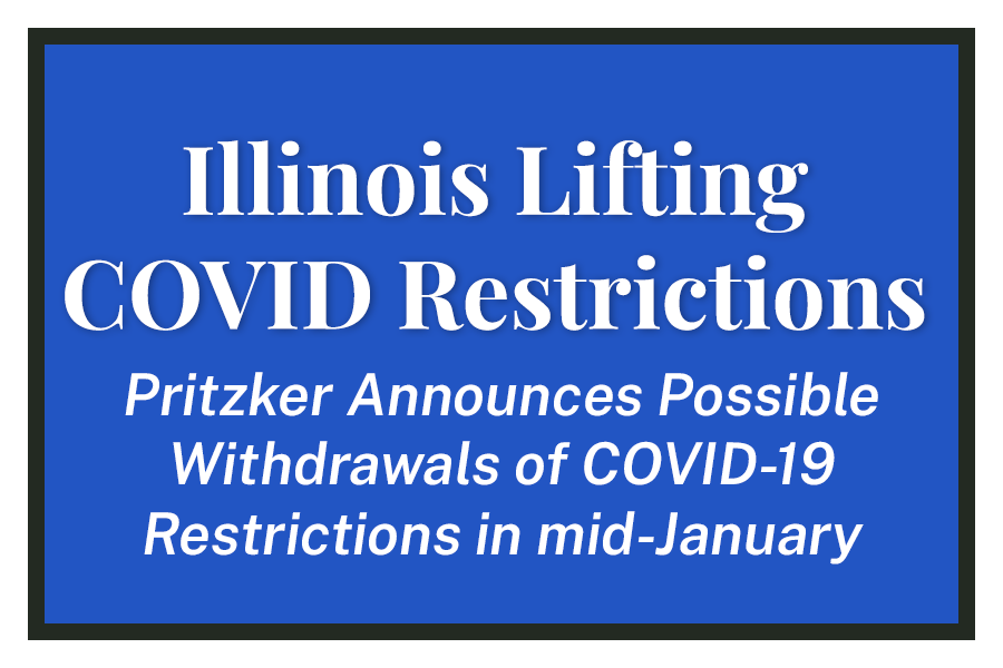 Illinois Lifting COVID Restrictions