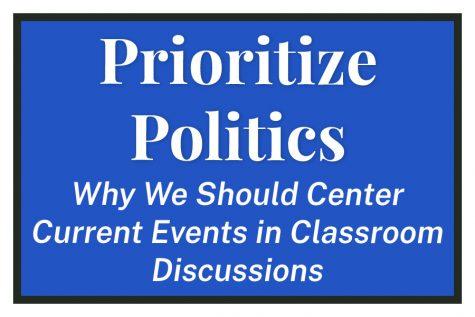 Prioritize Politics