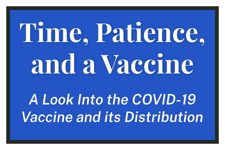 Time, Patience, and a Vaccine