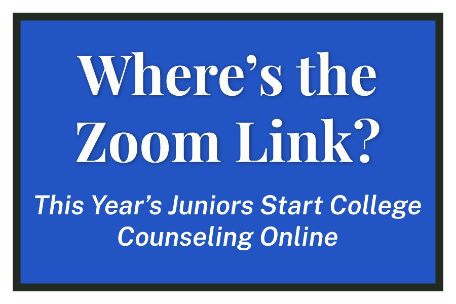 Where's the Zoom Link?