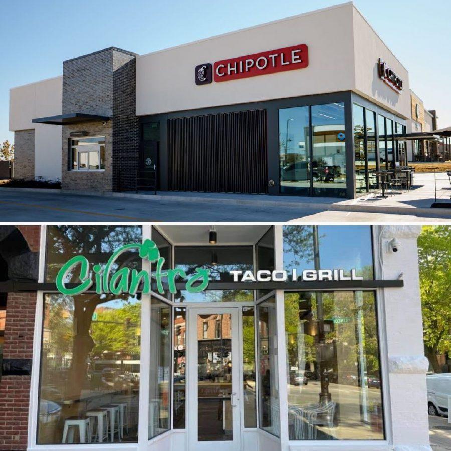 Cilantro Vs. Chipotle: Let's Taco Bout it